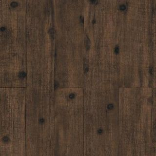 The Wallpaper Company 56 sq. ft. Light Brown Wood with Knots Wallpaper WC1282476