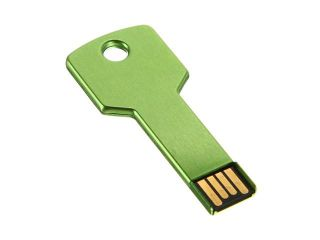 8G 8GB Capacity Key USB 2.0 Metal Flash Thumb USB Drive Pen Stick Storage Device