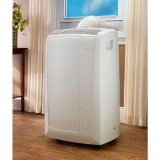 DeLonghi 10,000 BTU 3 Speed Portable Air Conditioner for up to 350 sq. ft. PAC N100E