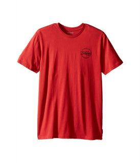 Billabong Kids Sloop T Shirt (Big Kids) Red