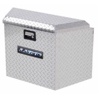 Lund 16 in. Aluminum Trailer Tongue Tool Box 6120