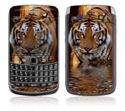 BlackBerry Bold 9700 Fearless Tiger Decal Skin  ™ Shopping