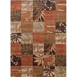 Surya Cosmopolitan COS8818 811 Hand Tufted Rug, 8 x 11 Rectangle