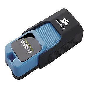 Corsair Flash Voyager Slider X2   USB flash drive   256 GB   USB 3.0 (CMFSL3X2 256GB)