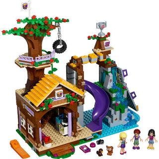LEGO Friends Adventure Camp Tree House (41122)    LEGO