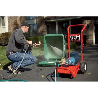 NorthStar Electric Cold Water Pressure Washer — 2000 PSI, 1.5 GPM, 120 Volts  Electric Cold Water Pressure Washers