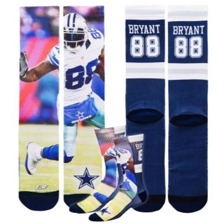 For Bare Feet NFL Sublimated Player Socks   Accessories   Oakland Raiders   Carr, Derek   Multi