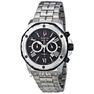 Bulova Marine Star Mens Watch 98B106