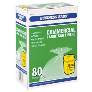 Business Bags� Commercial Trash Can Liners   Trash Bags & Holders