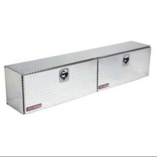 Weather Guard Topside Truck Box, Silver, 391 0 02