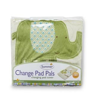 Summer Infants Plush Changing Pad Cover   Safari   Baby   Baby