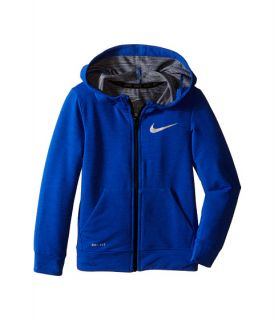Nike Kids Training Fleece Hoodie Toddler Wolf Gray Heather, Clothing, Gray, Nike