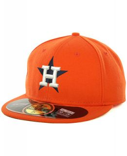New Era Houston Astros Authentic Collection 59FIFTY Hat   Sports Fan