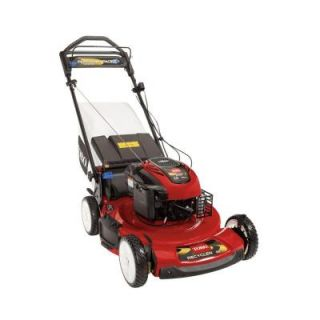 Toro Personal Pace Recycler 22 in. Variable Speed Self Propelled Gas Lawn Mower with Blade Stop System 20333