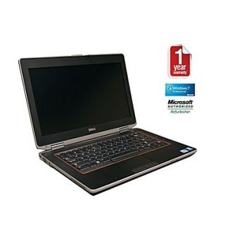 Refurb DELL E6420 Core i5 2.5GHz Processor, 4GB memory, 320GB Hard drive, DVDRW, 14 Display, Windows 7 Pro 64bit