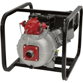 IPT Self-Priming Two-Stage High Pressure Water Pump — 7000 GPH, 139 PSI, 1 1/2in., 270cc Honda GX270 Engine, Model# 2MP9HR  Engine Driven High Pressure Pumps