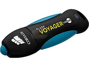 Corsair 128GB Voyager USB 3.0 Flash Drive, Speed Up to 190MB/s (CMFVY3A 128GB)
