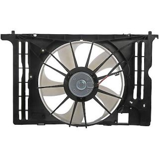 Dorman   OE Solutions Radiator Fan Assembly Without Controller 621 363