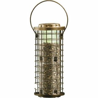 Perky Pet Squirrel Stumper Wild Bird Feeder