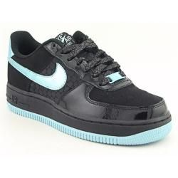 Nike Youth Kids Boyss Air Force 1 (GS) Black Athletic (Size 4