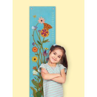 How Does My Garden Grow? Growth Chart by Oopsy Daisy
