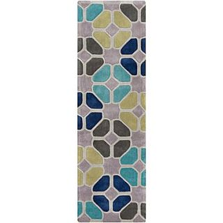 Surya Cosmopolitan COS9193 268 Hand Tufted Rug, 26 x 8 Rectangle