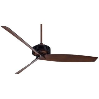 Minka Aire Gilera 3 Blade Ceiling Fan with Wall Remote