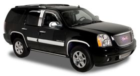 2007 2014 GMC Yukon XL Chrome Kits & Packages   Putco 405631   Putco Complete Chrome Accessory Package