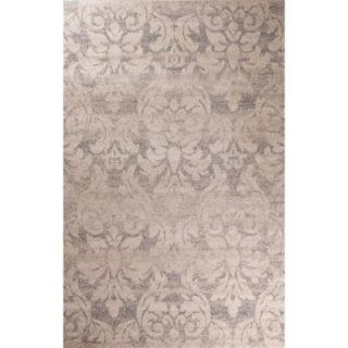 Concord Global Trading Casa Collection Majestic Beige 6 ft. 7 in. x 9 ft. 6 in. Area Rug 85316