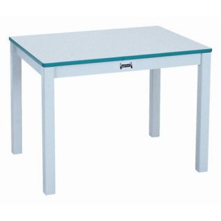Jonti Craft 30 x 24 Rectangular Classroom Table