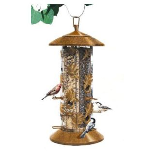 Outdoor Seasons Squirrel Be Gone III Bird Feeder