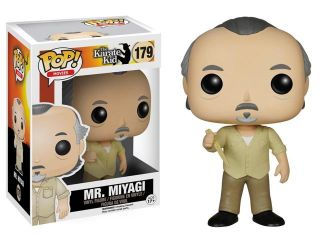 The Karate Kid Funko POP Vinyl Figure Mr. Miyagi