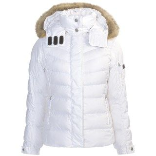 Bogner Fire + Ice Sale DP Down Jacket with Fur Trim (For Women) 4854U 60