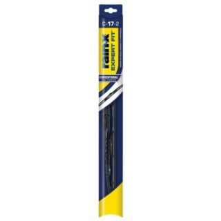Rain X Expert Fit Conventional Wiper Blade, Set of 1