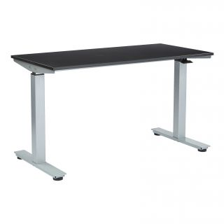 Ascend Height Adjustable Desk by OSP Furniture