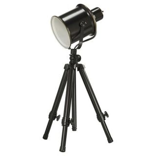 Scorsese Industrial Tripod Table Lamp