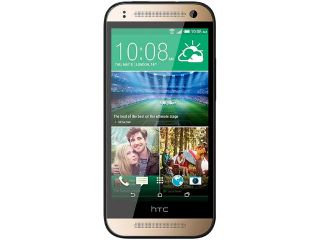 "HTC One Mini 2 16GB 4G LTE Gold 16GB 4G LTE Unlocked GSM Android Cell Phone 4.5"" 1GB RAM"
