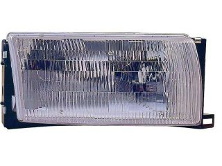 Depo 315 1111L AS Driver Replacement Headlight For Mercury Villager Nissan Quest
