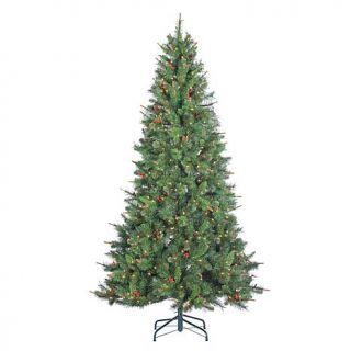 Gerson Lighted Mixed Needle Black Hills Spruce Tree   10072882