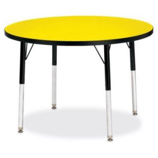 Jonti Craft Ridgeline Round Activity Table