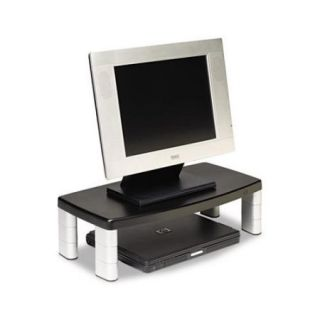 3m Extra Wide Adjustable Monitor Stand MMMMS90B