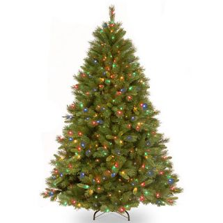 7.5 ft. Winchester Pine Tree with Multicolor Lights    National Tree Company