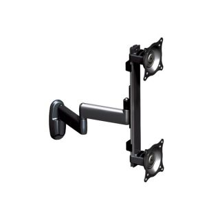 Chief Flat Panel Dual Vertical Monitor Arm 2 Screen Wall Mount