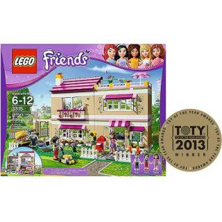 Friends Olivias House Set LEGO 3315