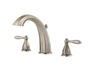 Price Pfister RT6 5RPK Roman Tub Trim Includes Handles, Must Order Valve