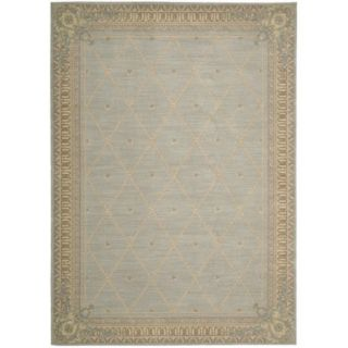 Nourison Ashton House AS03 Area Rug   Surf